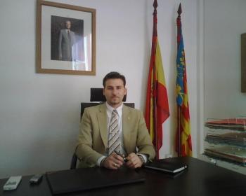 Alejandro Morant Climent, Alcalde de Busot